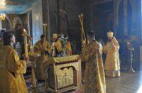 Усікновення глави Іоанна Предтечі – Хрестовоздвиженська церква на Подолі